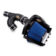 Airaid Intake System, Bifurcated Tube, Dry / Blue Media 11-14 Ford F-150 3.5L Ecoboost