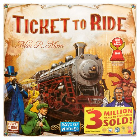 Days Of Wonder Ticket To Ride Boardgame 8