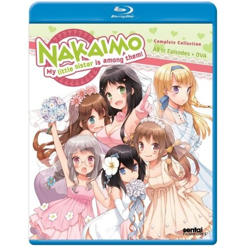 Nakaimo: My Little Sister Is Among Them! Complete Collection (Blu-ray)