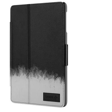 Tavik Drone Hard Shell Folio Case for Apple iPad Mini - Black & Gray