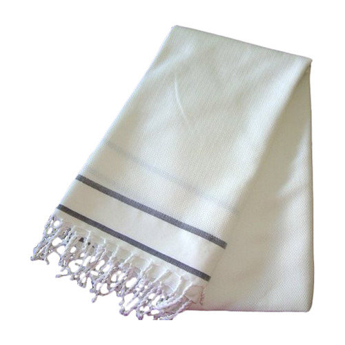 Scents and Feel Fouta Herringbone Stripe Hand Towel