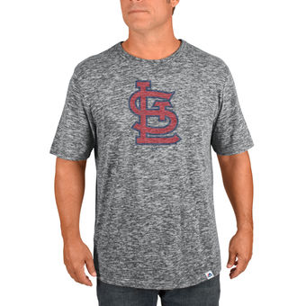 "St. Louis Cardinals ""Fast Pitch"" Adult T-Shirt"