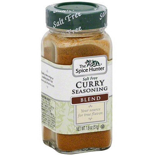 The Spice Hunter Curry Seasoning, 1.8 oz (Pack of 6)