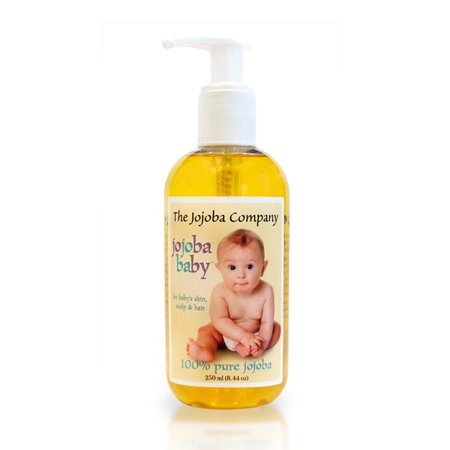 Owl For Baby Shower (HobaCare Jojoba Baby Oil by Hobacare (8.44oz)