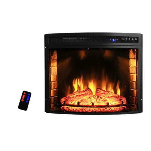 AKDY  28-inch OSAKEF0628R Free Standing Indoor Heater Electric Fireplace