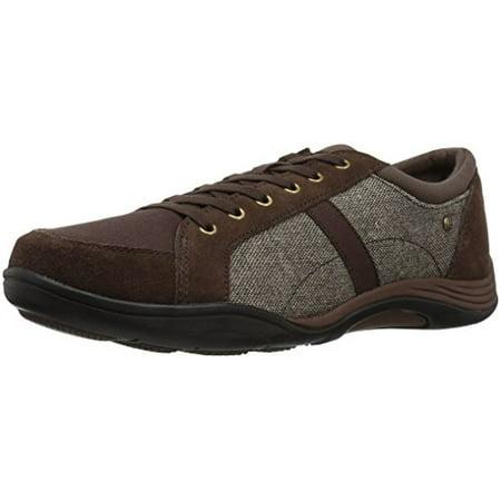 Brown Sneakers (Grasshoppers Women's Flourish Slip-on LTT Wool Fashion Sneaker, Brown, 5 M US )