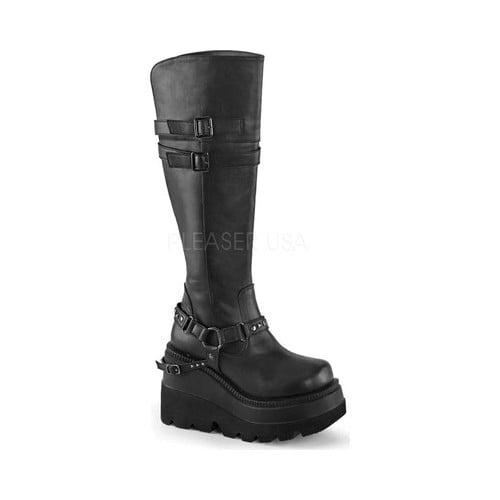 Women's Demonia Shaker 101 Boots by PleaserUSA