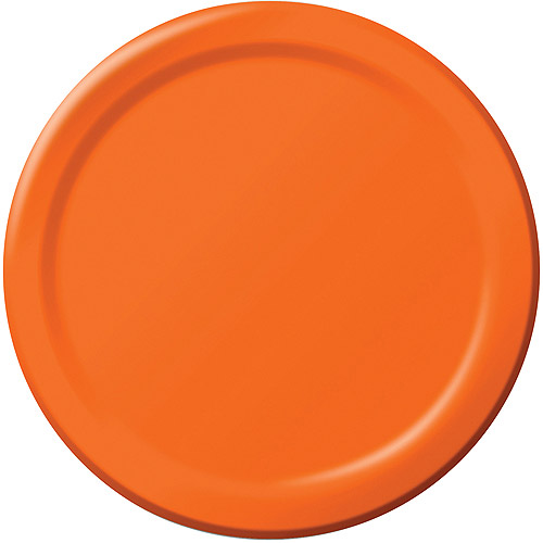 "Creative Expressions 24-Piece 7"" Paper Plate Set"