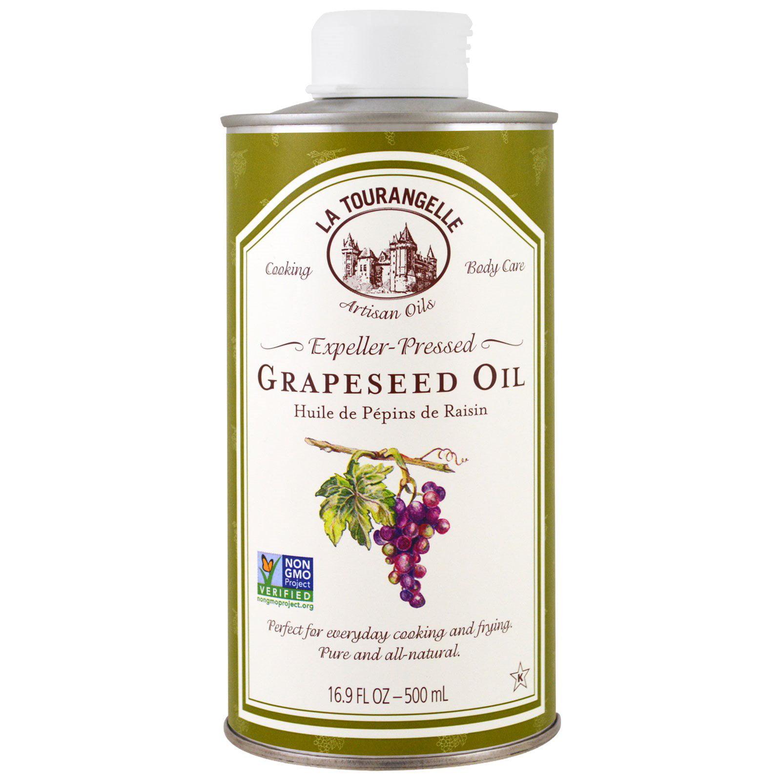 La Tourangelle, Grapeseed Oil, 16.9 fl oz (pack of 1)