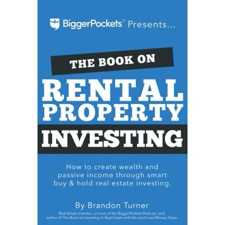 The Book on Rental Property Investing : How to Create Wealth and Passive Income Through Intelligent Buy & Hold Real Estate Investing!](Buy Costume.com)