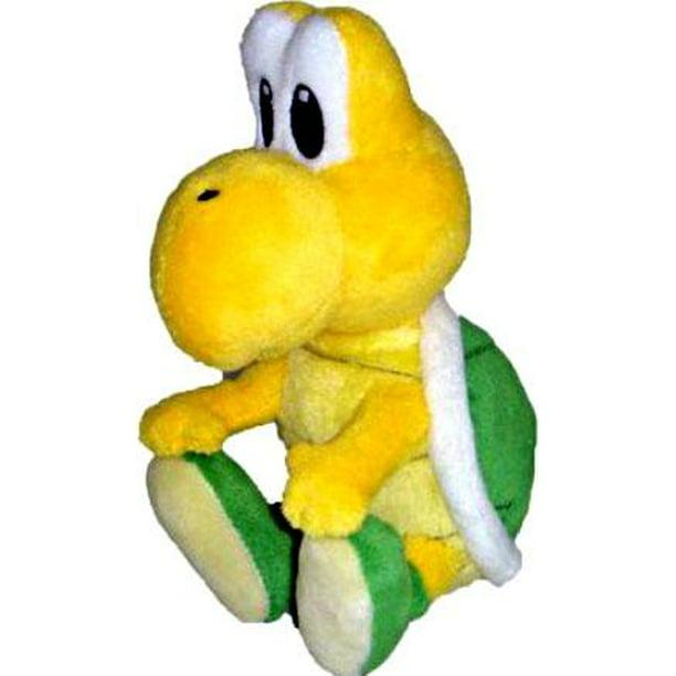 Super Mario Bros Koopa Troopa Plush Walmart Com Walmart Com