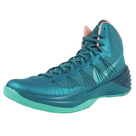 best loved b5dad dcbb8 Nike - NIKE HYPERDUNK 2013 MINERAL TEAL GREEN GLOW BRAVE BLUE ATOMIC PINK  599537 303 - Walmart.com