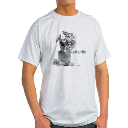 CafePress - Anberlin Ash Grey T-Shirt - Light T-Shirt - - New York Ash Grey T-shirt