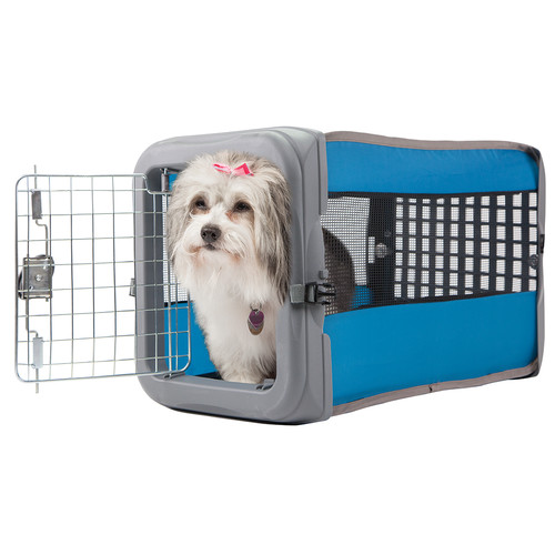 Tucker Murphy Pet Jeffrey Small Pop Up Travel Crate