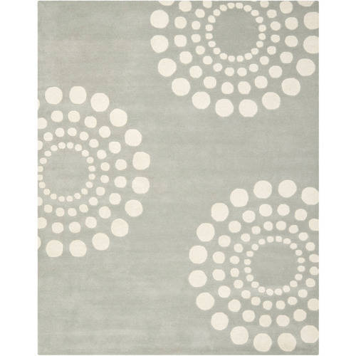 Safavieh Soho Louise Polka Dots Wool Area Rug or Runner