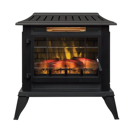 Twin-Star International Infragen 3D Electric Fireplace Stove with Safer Plug ()