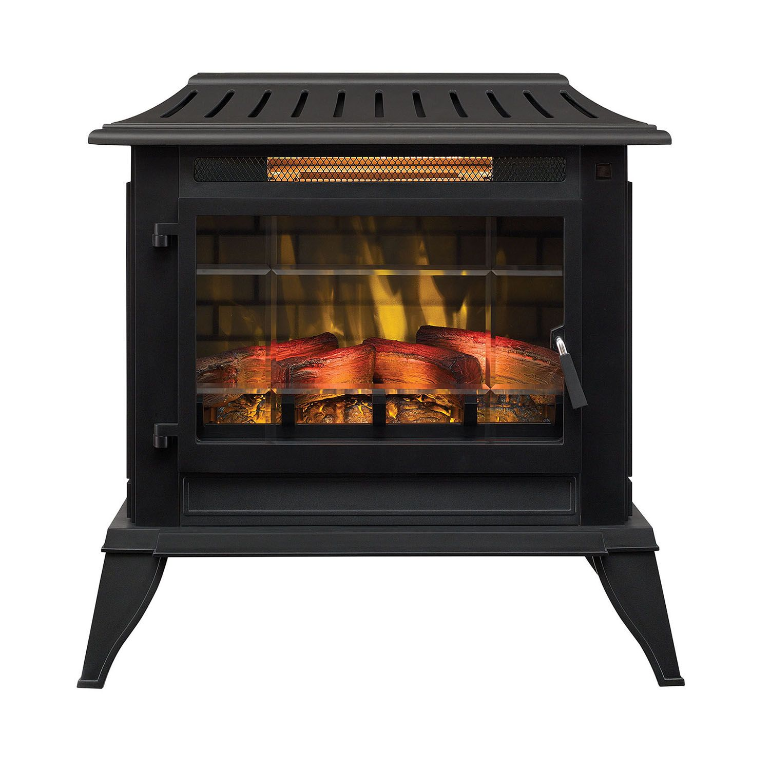 Twin-Star International Infragen 3D Electric Fireplace Stove with Safer Plug