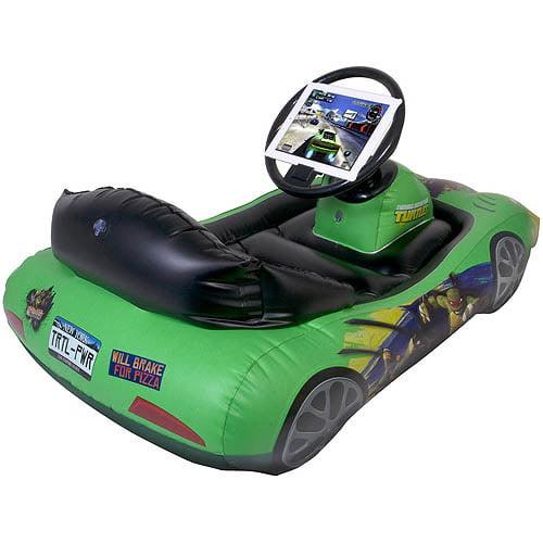CTA NIC-TIK iPad(R) with Retina(R) display/iPad(R) 3rd Gen/iPad(R) 2 Teenage Mutant Ninja Turtles(R) Inflatable Sports Car