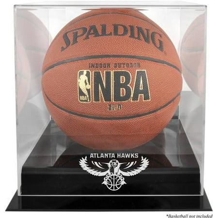 Mounted Memories Brown Football (Mounted Memories NBA Logo Basketball Display Case)