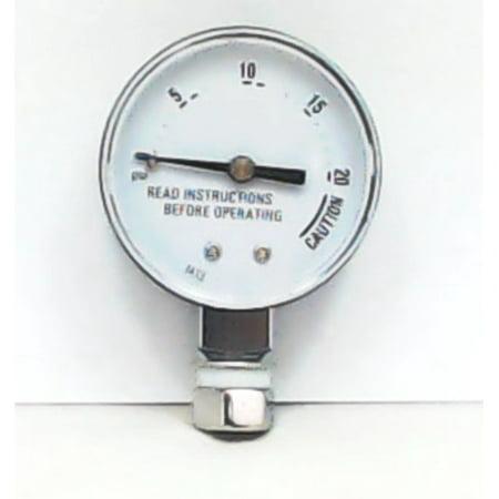 85772, Pressure Cooker Steam Gauge Fits Presto 01/CG22 Models