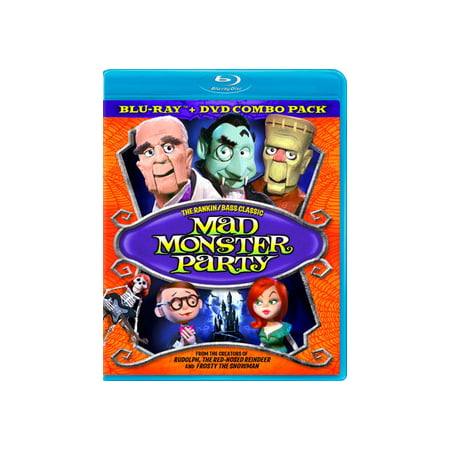Mad Monster Party (Blu-ray) - Halloween Parties London 2017