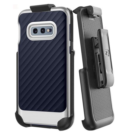 Encased Belt Clip for Spigen Neo Hybrid - Samsung Galaxy S10e (Holster only - case is not Included)