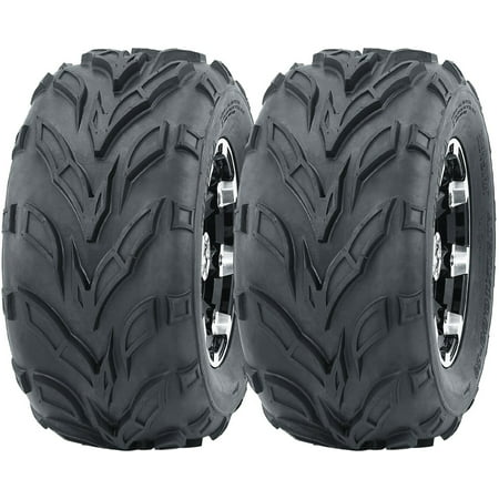 2 New WANDA ATV Go Kart Tires 145/70-6 4PR P361 - 10187 (Go Kart Dirt Tires)