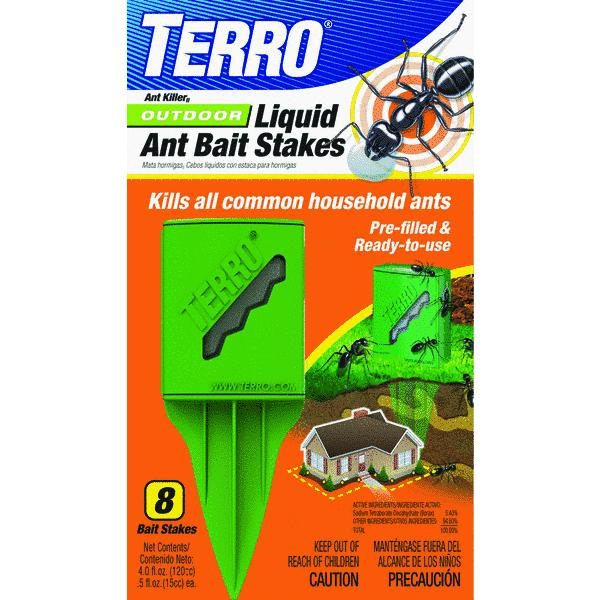 Outdoor Liquid Ant Bait Stake