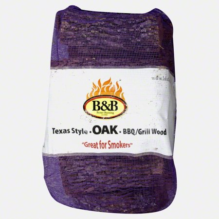 B&B Texas Style Oak BBQ Grill Wood B&B Texas Style Oak BBQ Grill Wood