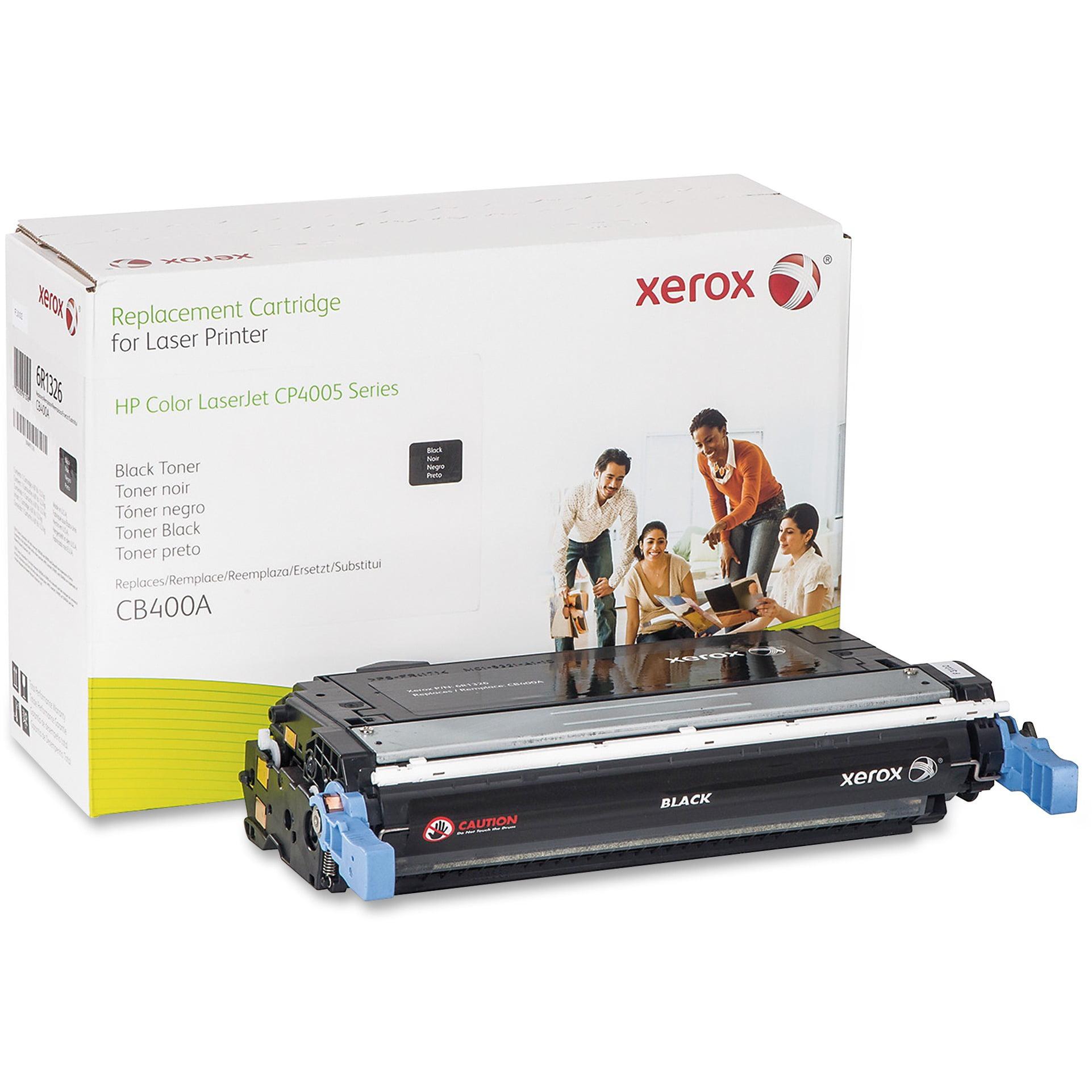Xerox, XER6R1326, 6R1326/7/8/9 Reman HP 642A Toner Cartridges, 1 Each