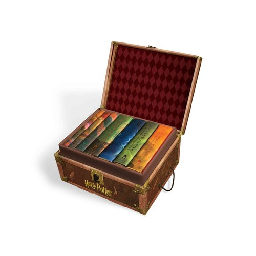 Harry Potter Boxed Set (Books 1-7) (Hardcover) by Harry Potter