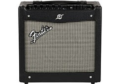 Fender Mustang I V2 Combo Electric Guitar Amplifier Black