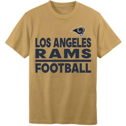 NFL Los Angeles Rams Youth Short Sleeve Alternate Tee