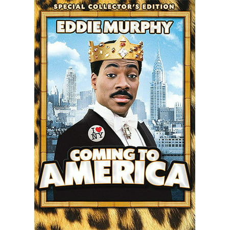 Coming To America (DVD) - New Shark Movie Coming Out