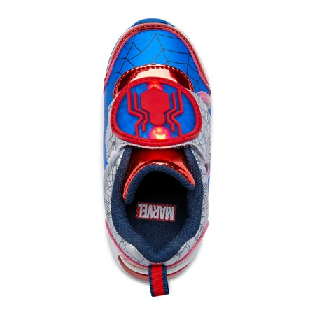 Spiderman Boys' Light Up Motion Athletic Sneakers