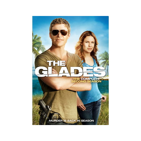 The Glades: The Complete Second Season (DVD) - Church By The Glades Halloween