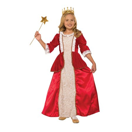 Girls Princess Rachel Red Halloween Costume - Halloween Latex Appliances