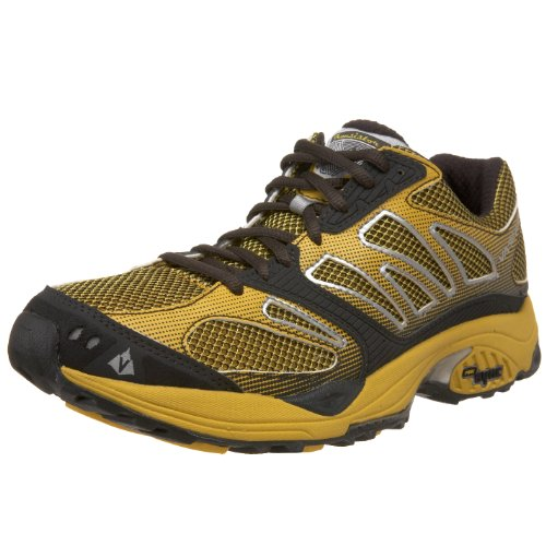 Vasque Men's Transistor FS Trail Running,Super Lemon Peat,7.5 M by Vasque