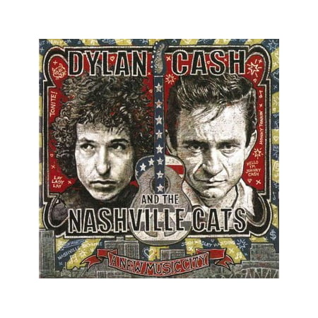 New Music Cd (Dylan, Cash & the Nashville Cats: A New Music)
