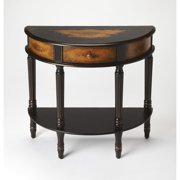 Butler Mozart Coffee Hand Painted Console Table