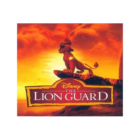 The Lion Guard (Music From the TV Series) Soundtrack (CD) ()