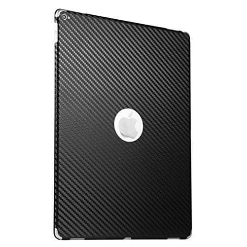 "BodyGuardz - Armor Carbon Fiber Skin for the iPad Pro 12.9"" - Black"