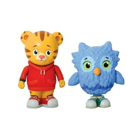 Daniel Tiger's Neighborhood Daniel Tiger and O the Owl Figures - Daniel Tiger Tigey Doll