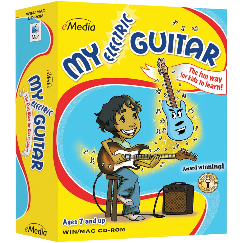 eMedia Music EG08156 My Electric Guitar V2 by Emedia Music