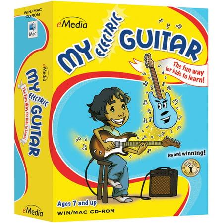 eMedia Music EG08156 My Electric Guitar