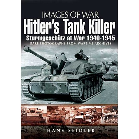 Hitler's Tank Killer - eBook