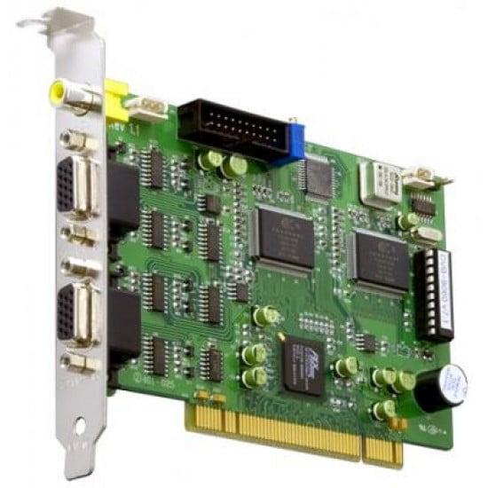 CCTV Security Camera Eyemax DVB-9060 DVR card 60/60fps 16...