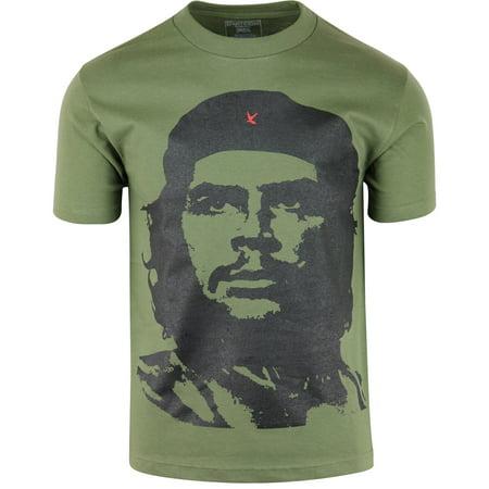 Colombia Home Jersey (ShirtBANC Brand Ernesto Guevara Colombian Revolutionary Che Shirt)