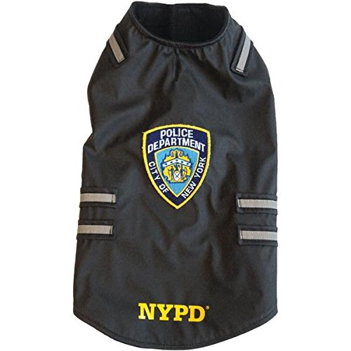 Royal Animals NYPD Dog Vest with Reflective Stripes