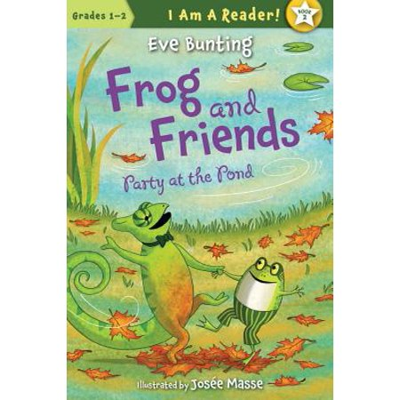 Frog Pond Number Line - Frog and Friends : Party at the Pond